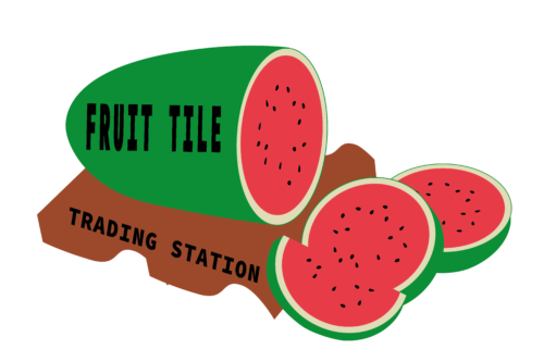 Open project: Fruit Tile Trading Station by Jesper Aabille