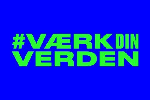 Open project: #VærkDinVerden 2021