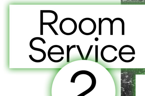 Open project: Room Service 2