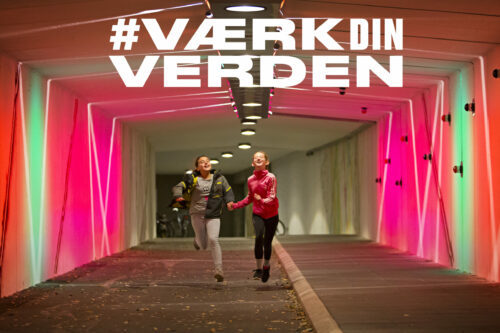Open project: #VÆRKDINVERDEN 2018