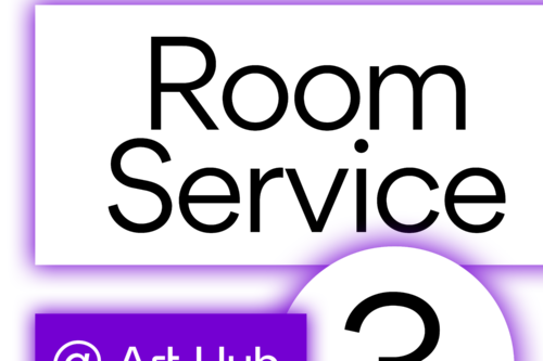 Open project: Room Service 3